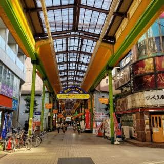Milpa Shopping Arcade