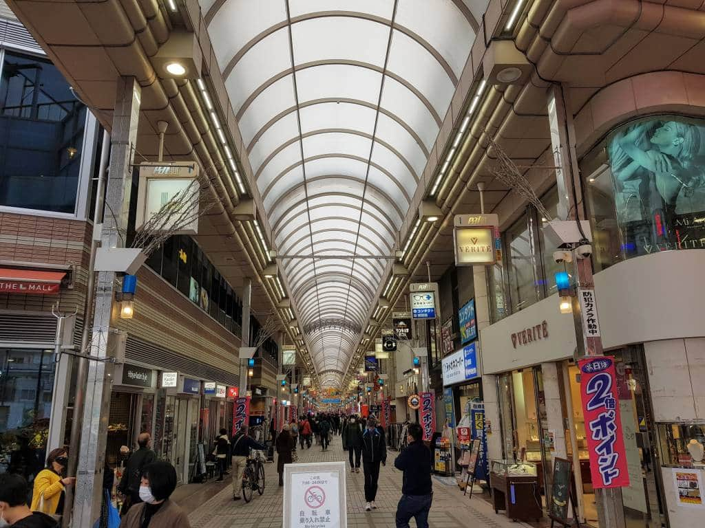Koyama Palm Arcade