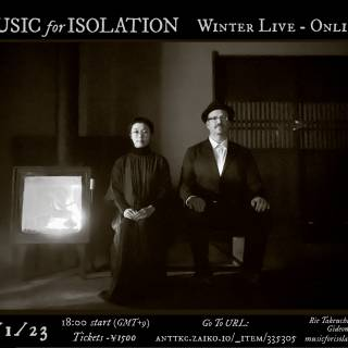 Music for Isolation – Winter Live