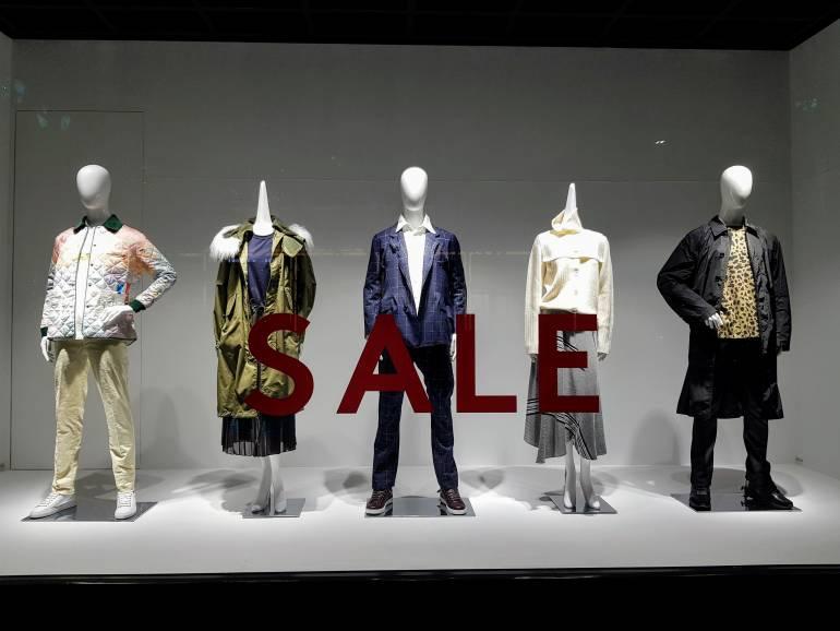 Fashion Store manequins