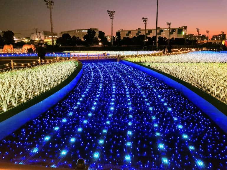 The Genfukei Tokyo Mega Illumination
