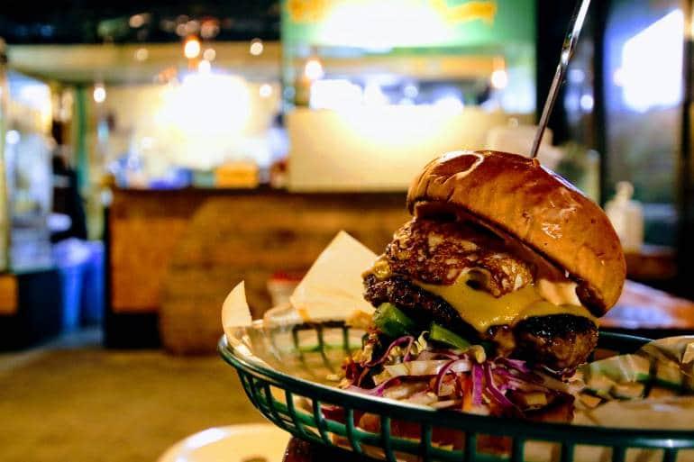 Genki Burger Nozawa Onsen