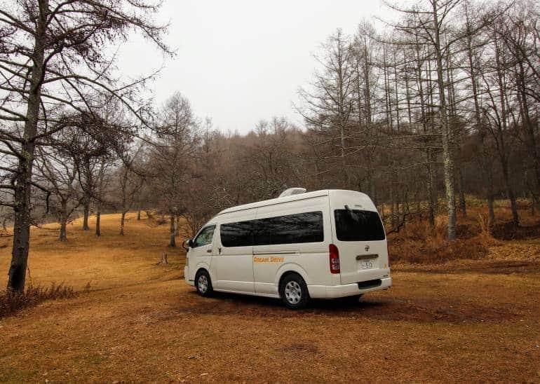 Gokobokujo Auto Camping Ground