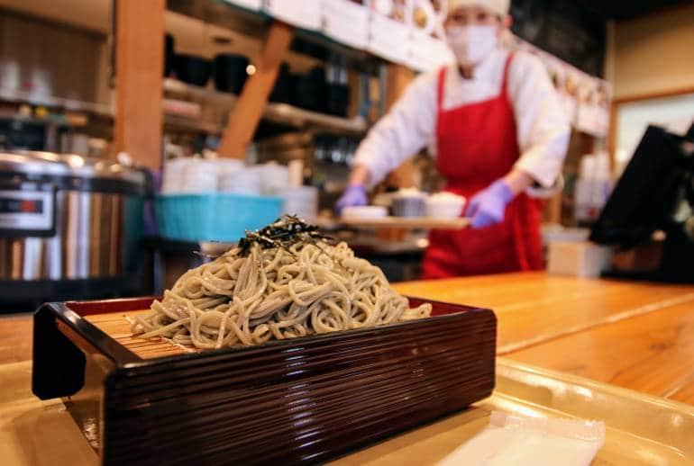 Michinoeki Restaurant