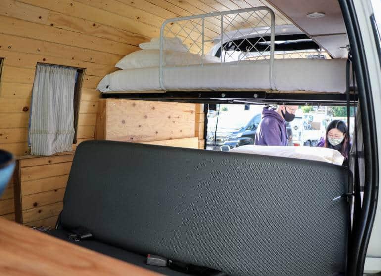 Van Check Dreamdrive