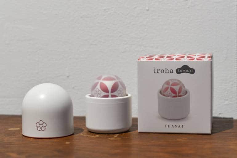Iroha Temari japanese sex toys