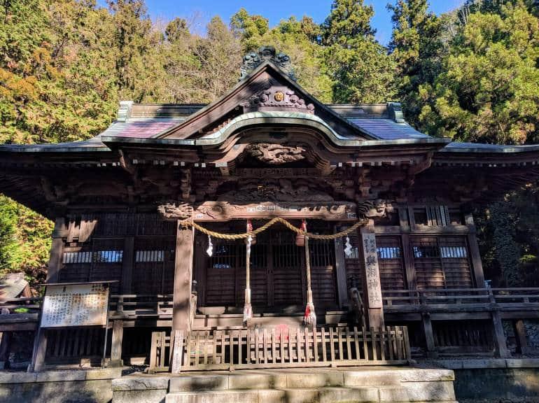 Yose shrine