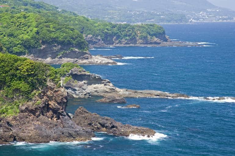 Eastern Izu coastline