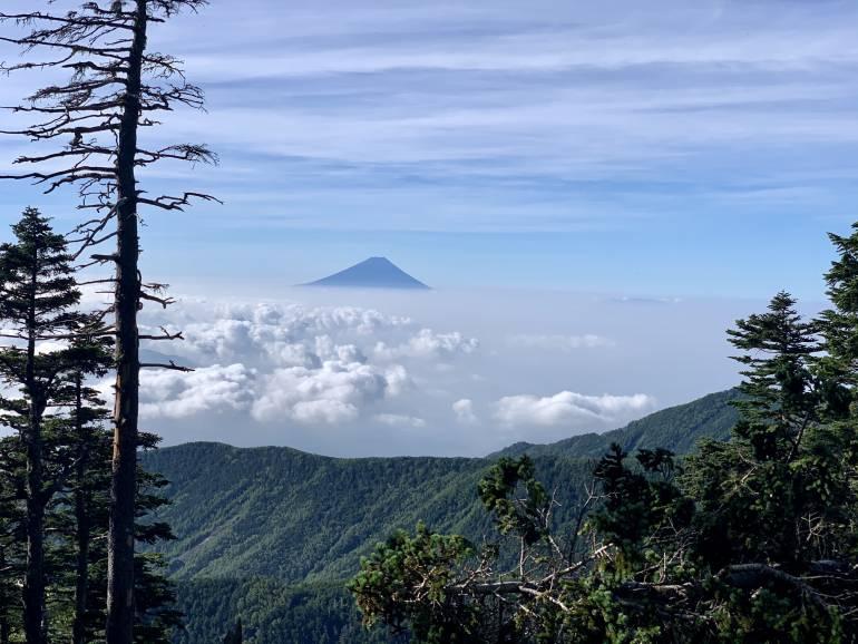 Yatsugatake - tokyo hiking trails