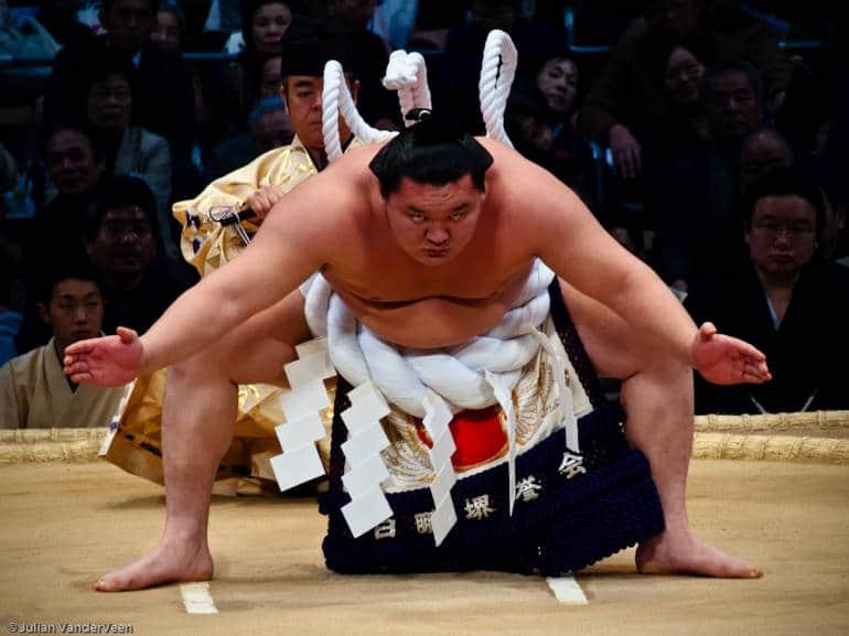 November Grand Sumo Tournament Fukuoka 11th Nov 25th Nov 2018 Japan Cheapo