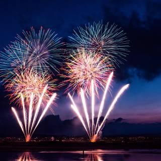 The Nagaoka Fireworks Festival