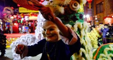 Chinese New Year Festivities, Kobe