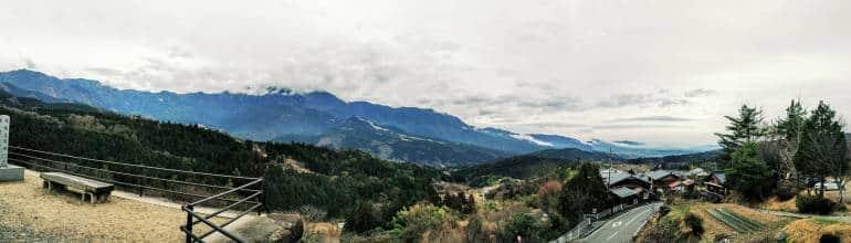 magome-panorama-Nakasendo trail hike