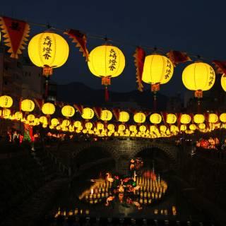 Nagasaki Lantern Festival 2022