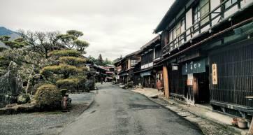 tsugamo - Nakasendo trail hike