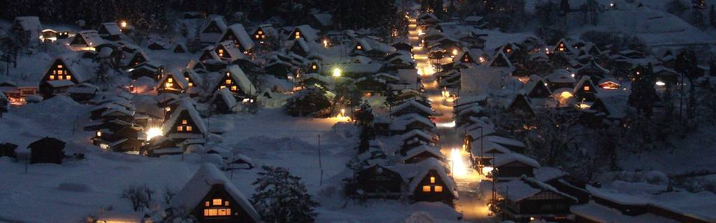 Shirakawago: Experiencing the Japanese Countryside Fairytale