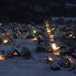 Shirakawago: Experiencing the Japanese Countryside Fairytale