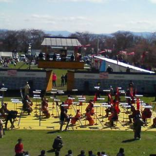 Human Shogi Festival