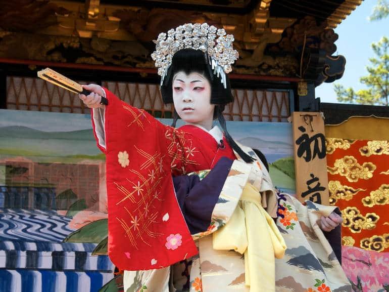 Hasil gambar untuk nagahama hikiyama festival