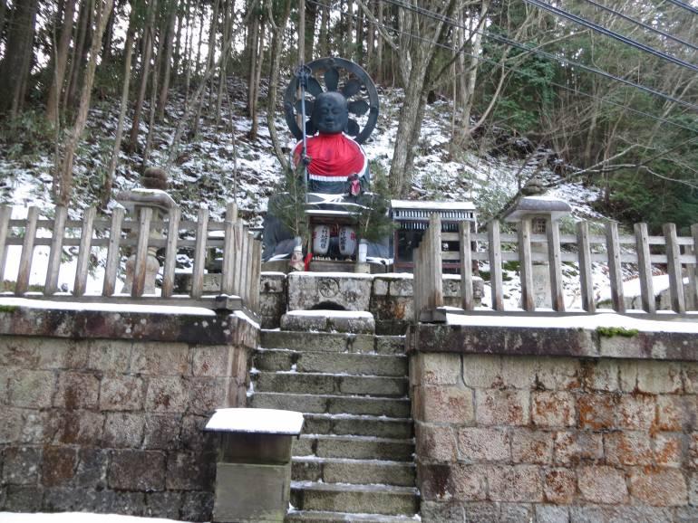 Mount Koya winter