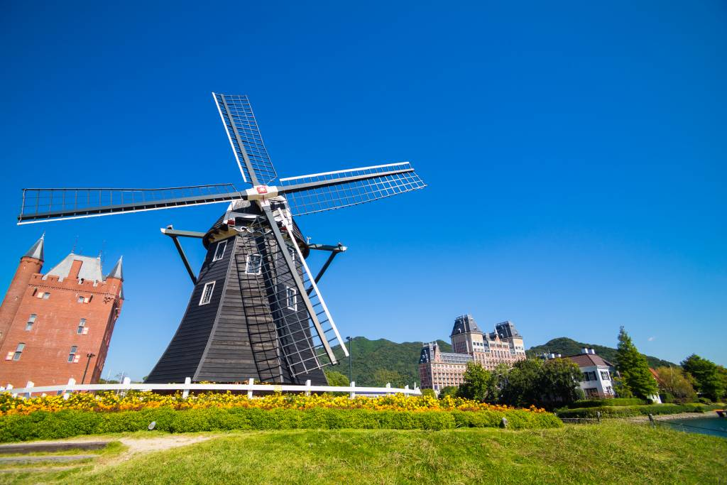 huis ten bosch netherlands