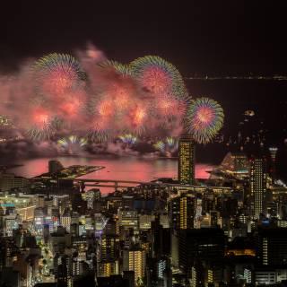 2021 Kobe Port Fireworks Festival