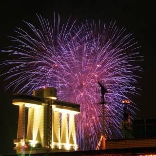 Nagoya Port Fireworks Festival