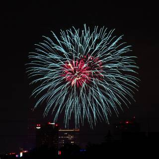 2021 Doshin/UHB Fireworks Festival