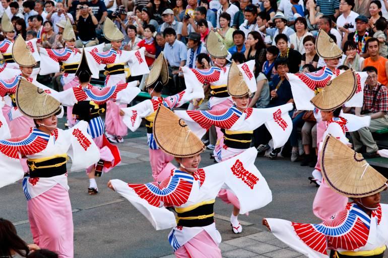 obon festival tokushima