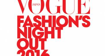 Osaka Fashion night out 2016