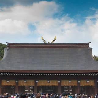 Kashihara Jingu – Remembering a Winner of Thrones
