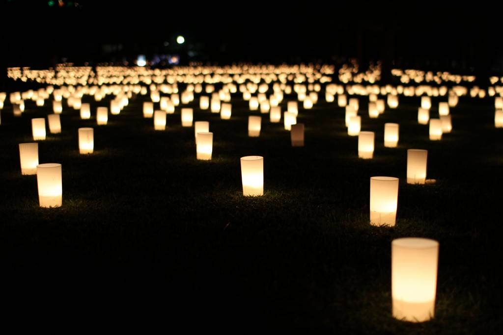 Nara light festivals