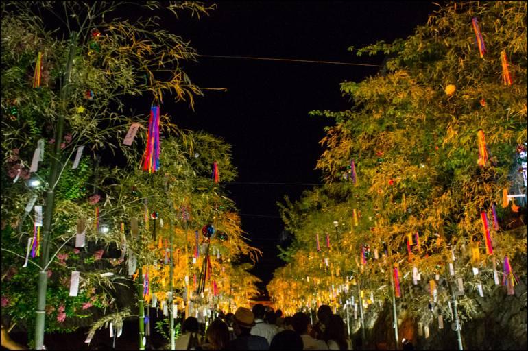 tanabata kyoto