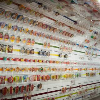 Instant Ramen Museum: A Shrine to Cheap Eats