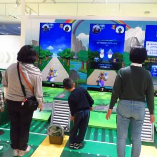 Visiting Osaka's Pokemon Expo Gym