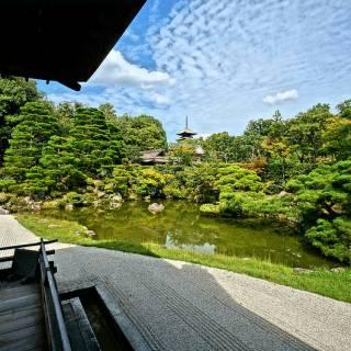 Ninnaji Temple: Maintaining Zen on a Budget