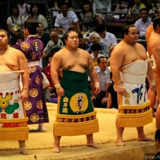 July Grand Sumo Tournament