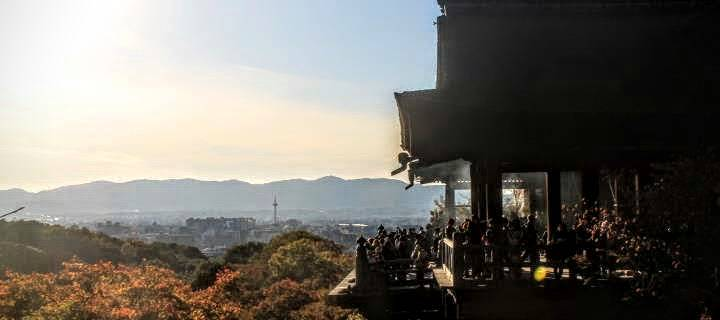 The Legends of Kyoto's Kiyomizu-dera