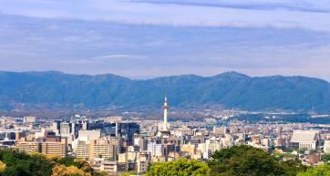 KIX to Kyoto