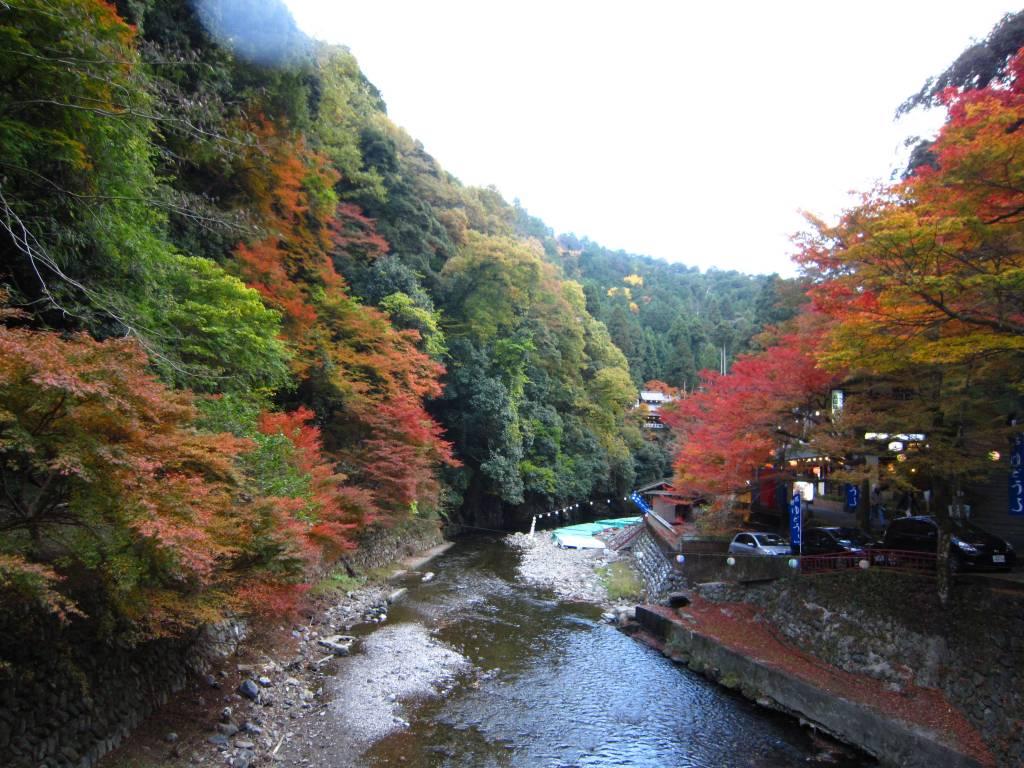 kyoto takao hike