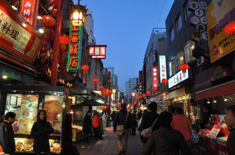 japan chinatown