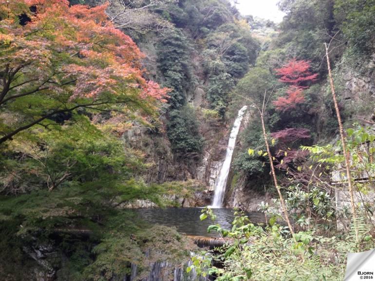 Kobe,Waterfall