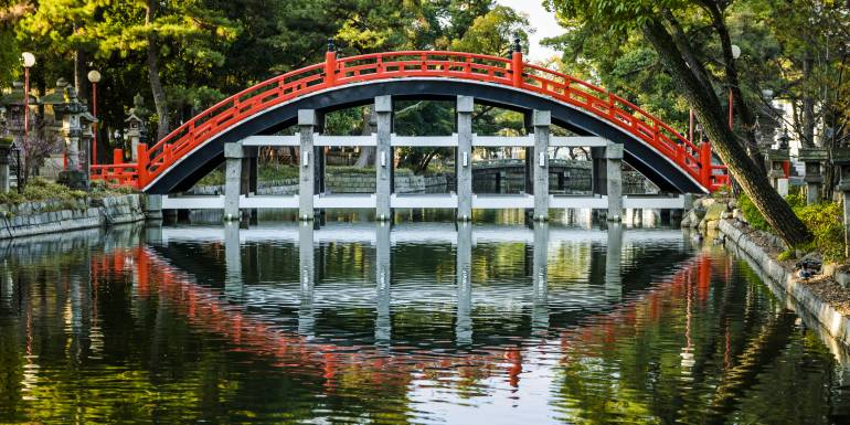 sumiyoshi taisha - things to do in osaka