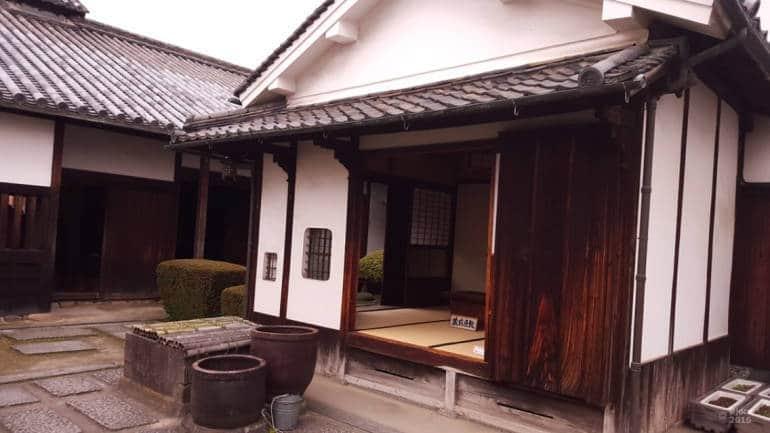 Nara,Imaicho,Feudal,Edo,Architecture