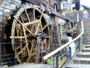 Magome Water Wheel