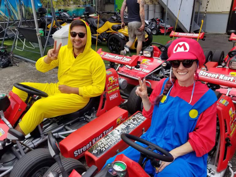Mario Kart Osaka