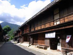 Tsumago juku Nakasendo