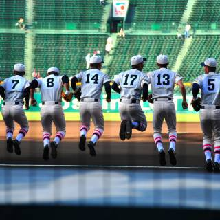 All the Way to Koshien!