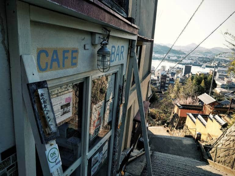 onomichi cafe