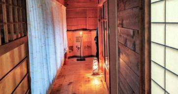 nagano ryokan-interior-evening